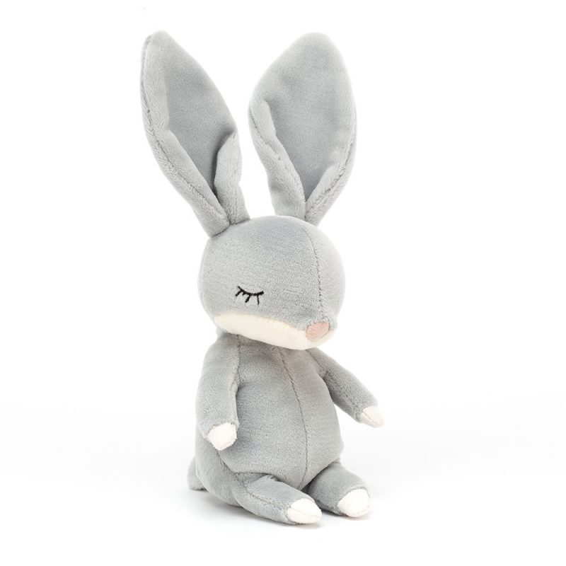 JellyCat Przytulanka królik Minikin 15 cm - Pan Talerzyk