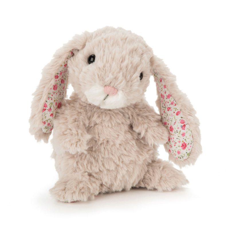 JellyCat Przytulanka królik Yummy Pansy 13 cm - Pan Talerzyk