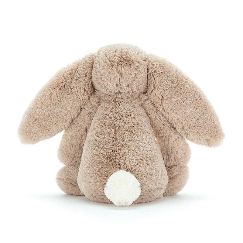 JellyCat Przytulanka królik beżowy duży 67 cm - Pan Talerzyk