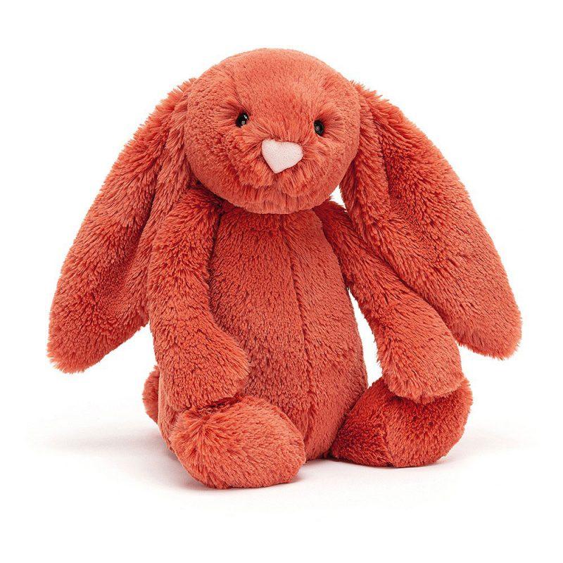 JellyCat Przytulanka królik cynamonowy 18 cm - Pan Talerzyk