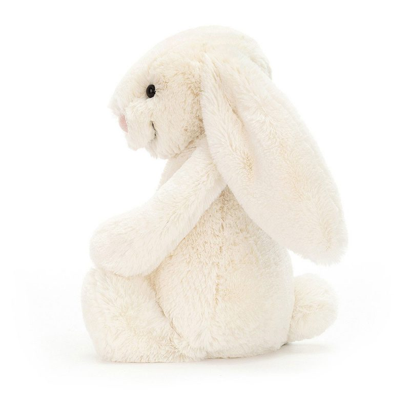 JellyCat Przytulanka królik kremowy 31 cm - Pan Talerzyk