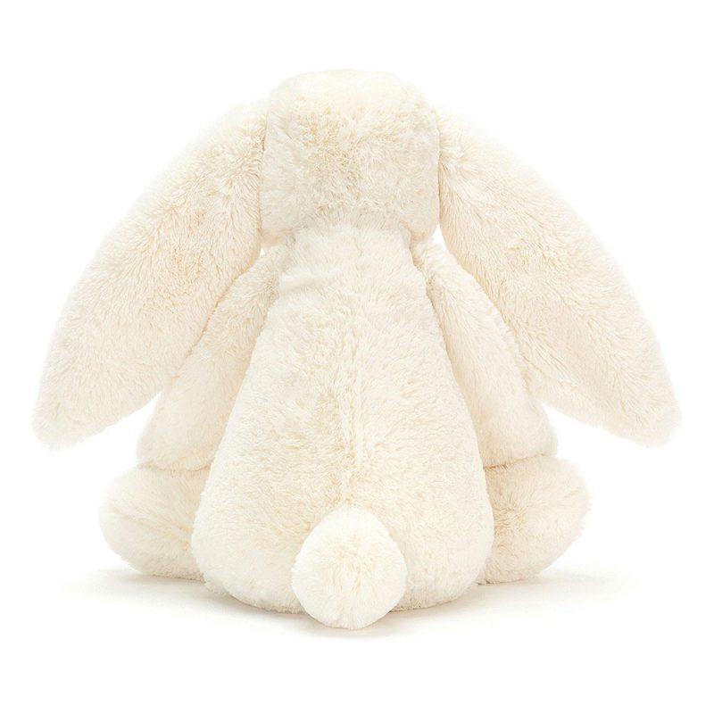 JellyCat Przytulanka królik kremowy 36 cm - Pan Talerzyk