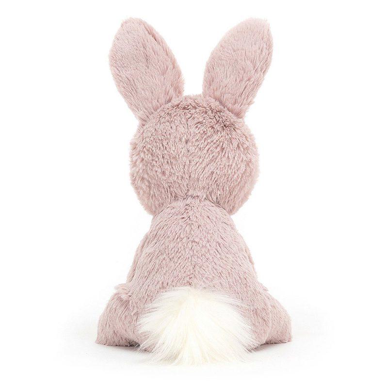 JellyCat Przytulanka królik o gwieździstych oczach 18 cm - Pan Talerzyk