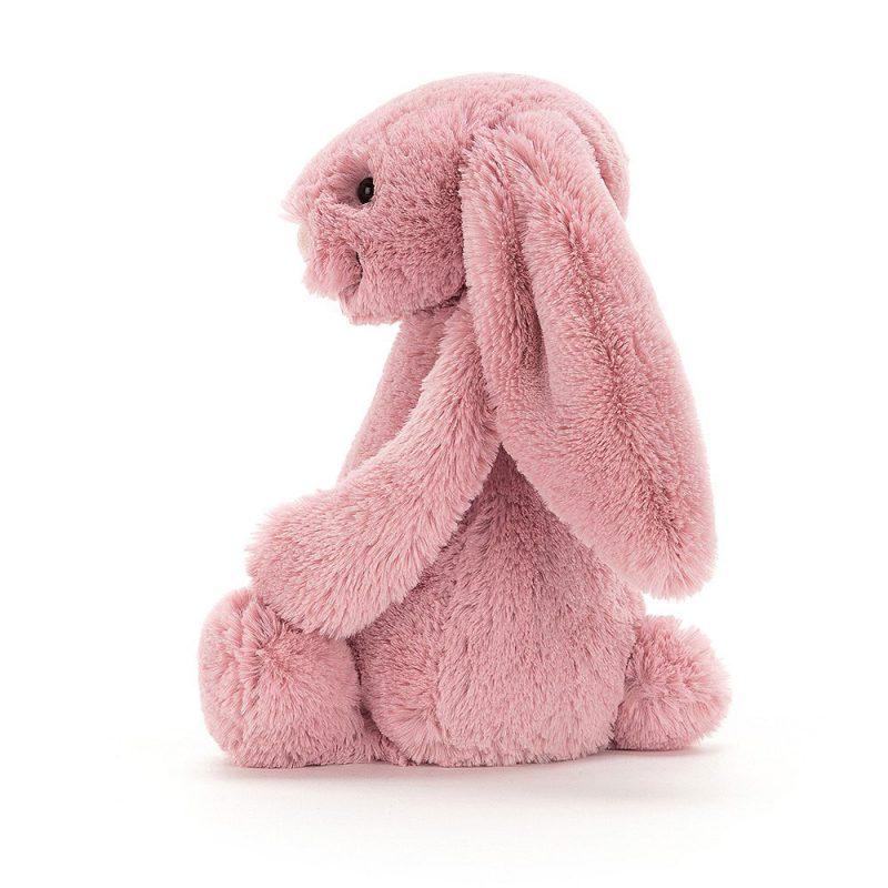 JellyCat Przytulanka królik różowy 13 cm - Pan Talerzyk