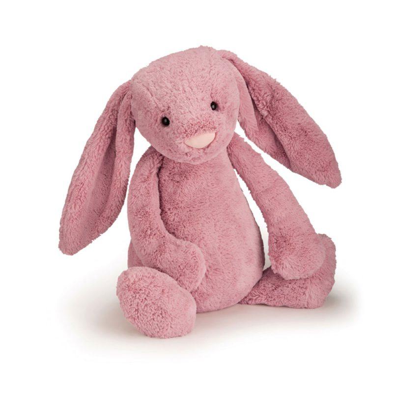 JellyCat Przytulanka królik różowy 67 cm - Pan Talerzyk