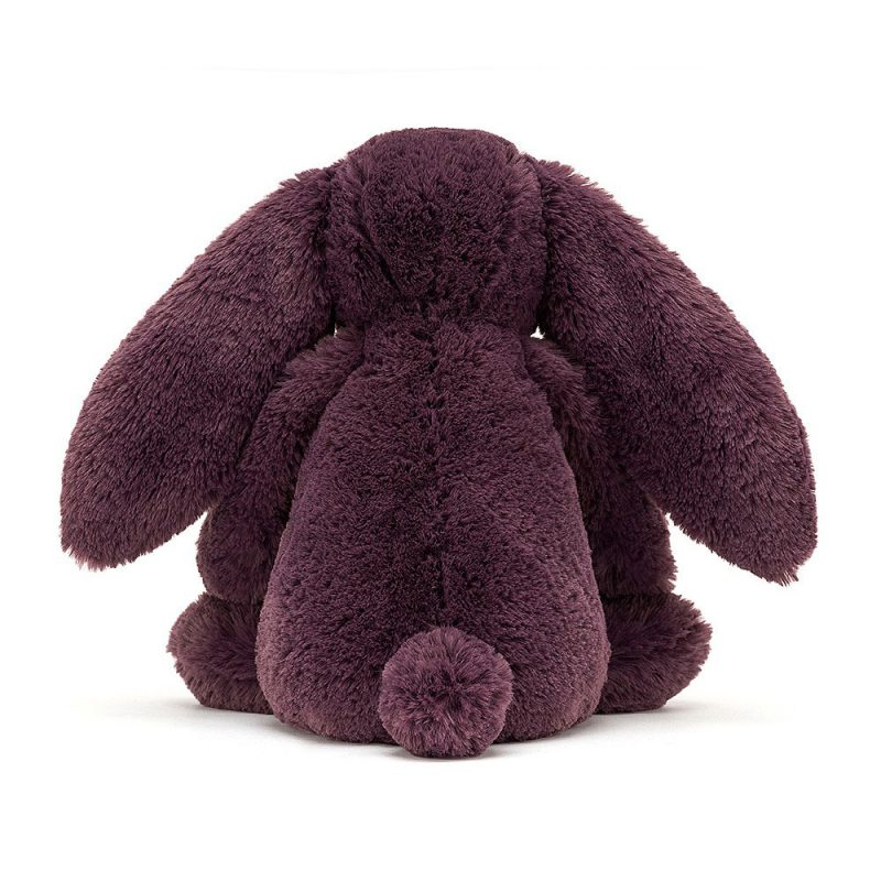 JellyCat Przytulanka królik śliwkowy 31 cm - Pan Talerzyk