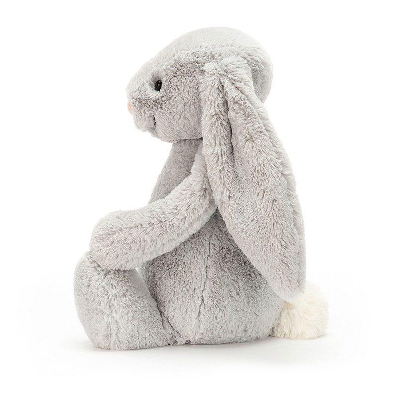 JellyCat Przytulanka królik szary gigant 108 cm - Pan Talerzyk
