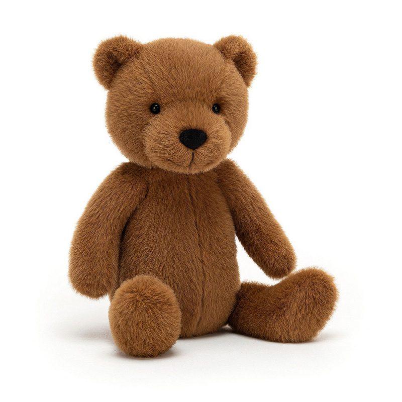 JellyCat Przytulanka niedźwiedź Maple 24 cm - Pan Talerzyk