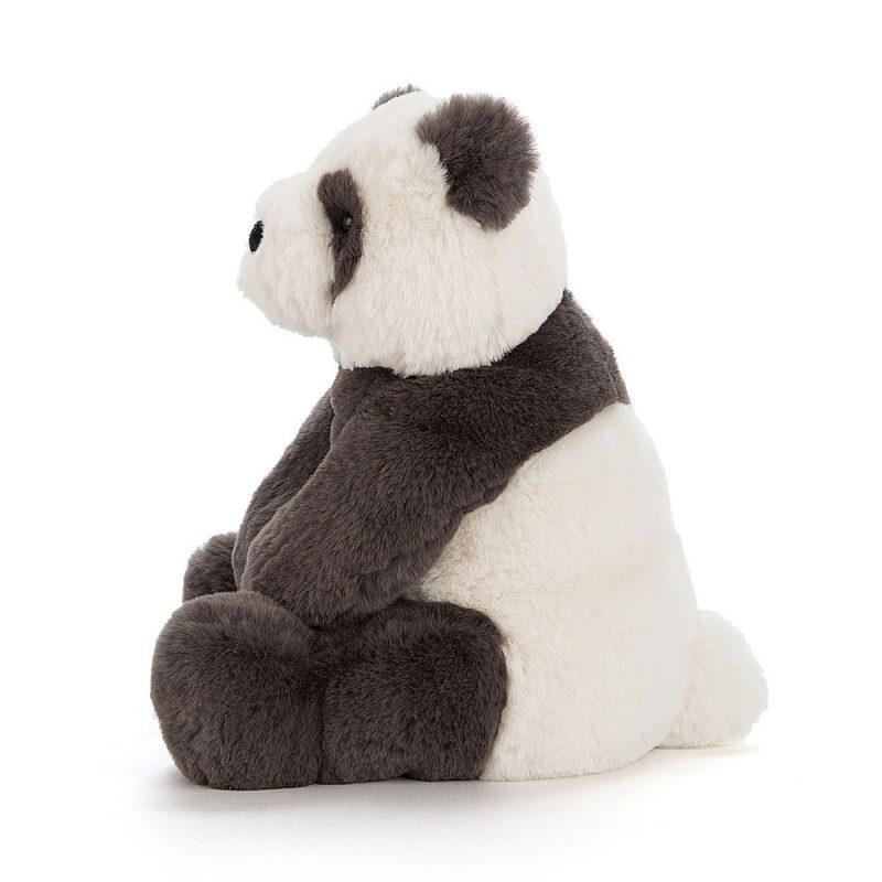 JellyCat Przytulanka panda Harry 46 cm - Pan Talerzyk
