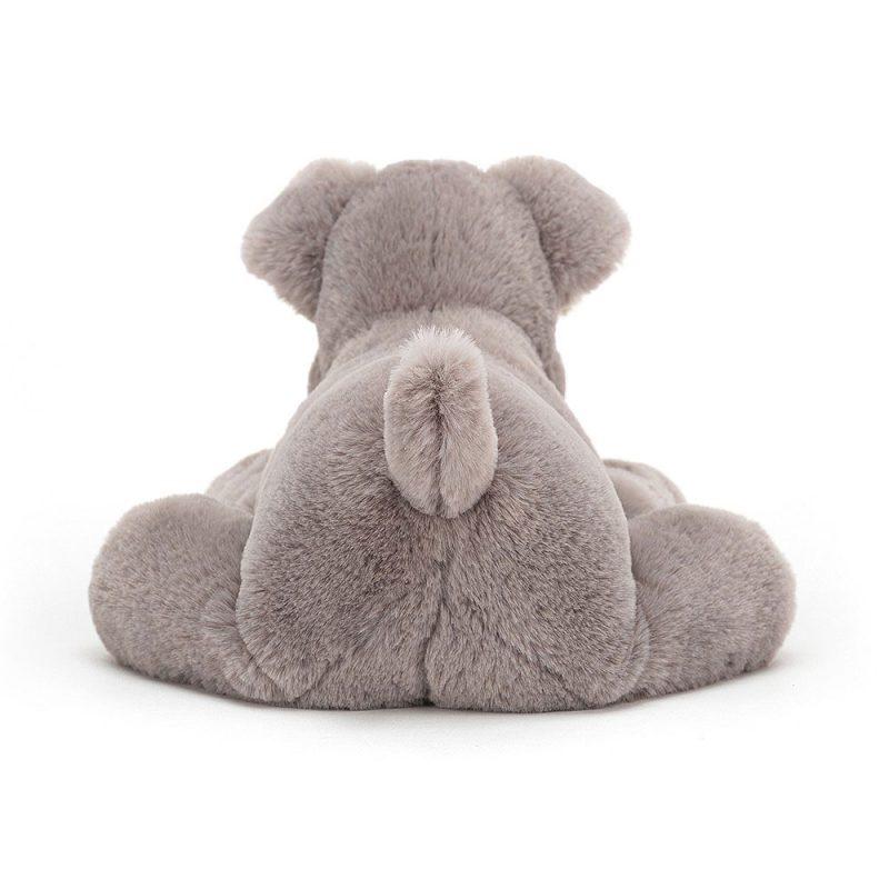 JellyCat Przytulanka pies Huggady 32 cm - Pan Talerzyk