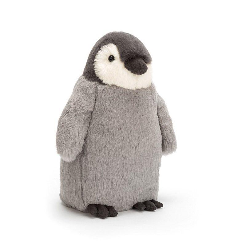 JellyCat Przytulanka pingwin Percy 16 cm - Pan Talerzyk