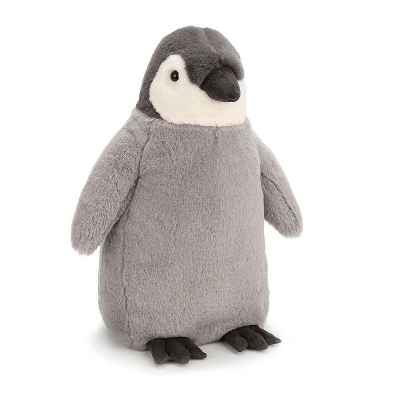 JellyCat Przytulanka pingwin Percy 36 cm - Pan Talerzyk