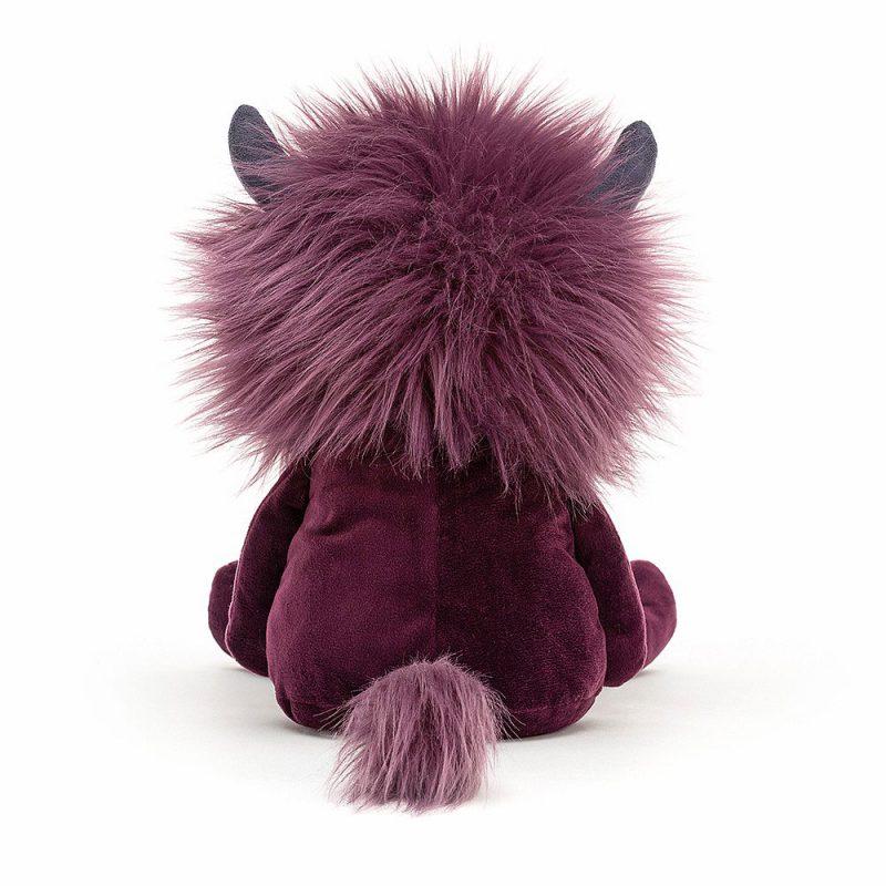 JellyCat Przytulanka potwór Gibbles 42 cm - Pan Talerzyk