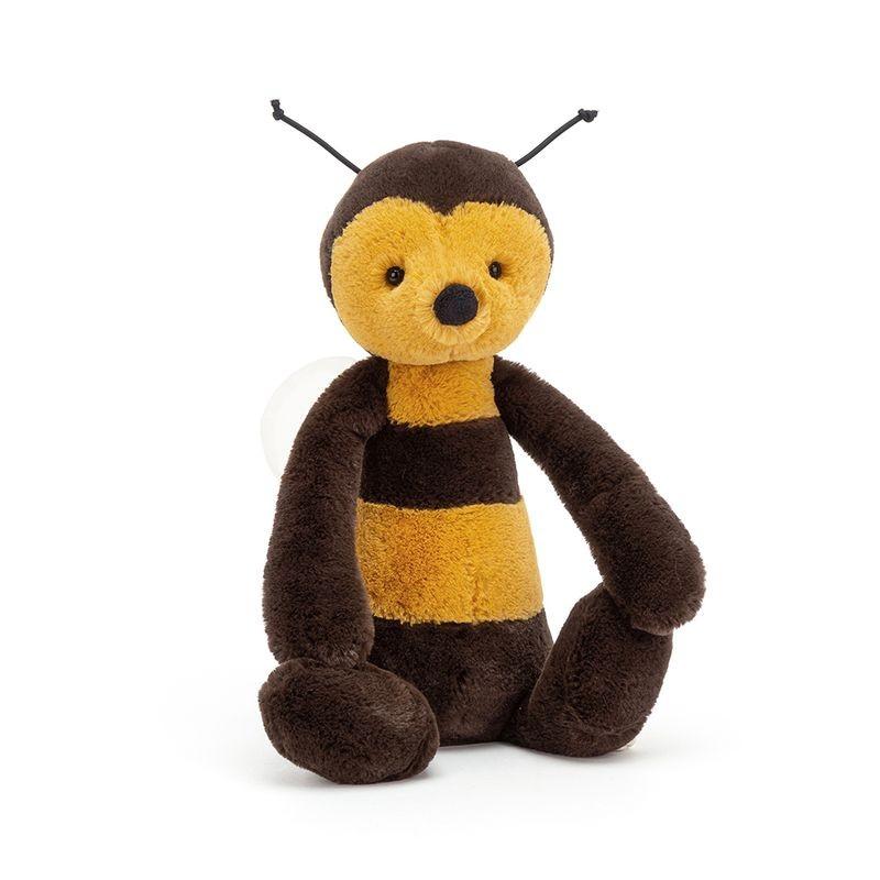 JellyCat Przytulanka pszczoła Bashful 31 cm - Pan Talerzyk