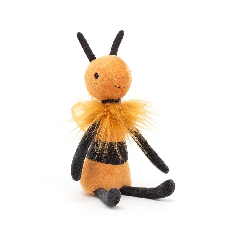 JellyCat Przytulanka pszczoła Zeegul 23 cm - Pan Talerzyk