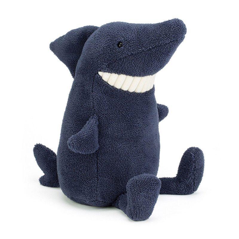 JellyCat Przytulanka rekin Toothy 36 cm - Pan Talerzyk