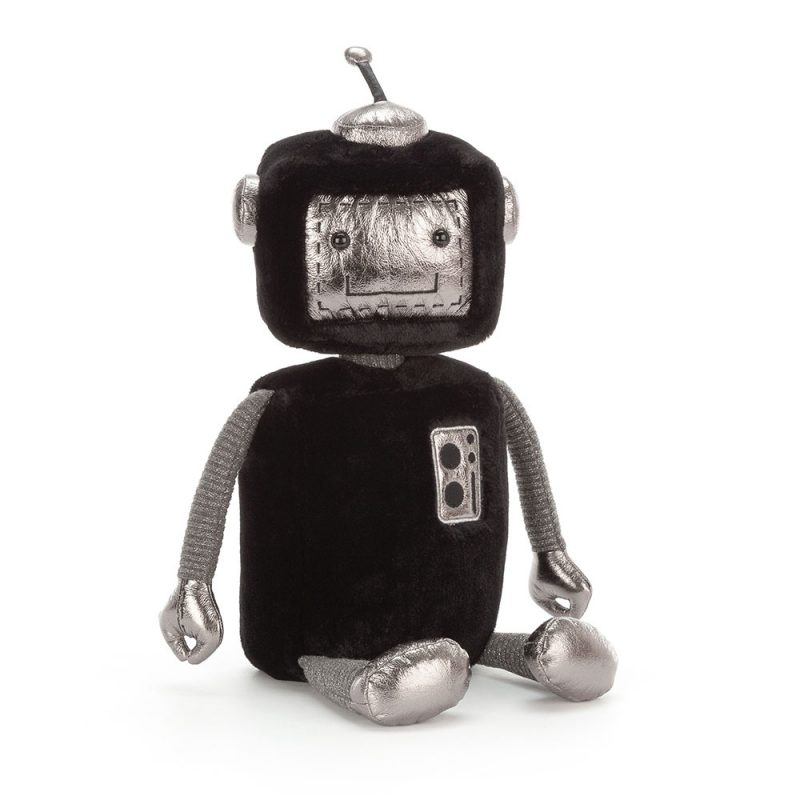 JellyCat Przytulanka robot Jellybot 44 cm - Pan Talerzyk