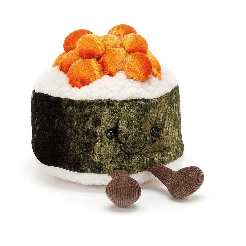 JellyCat Przytulanka sushi maki 10 cm - Pan Talerzyk