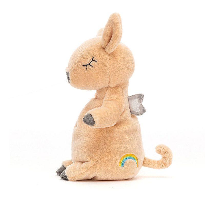 JellyCat Przytulanka świnka Minikin 15 cm - Pan Talerzyk