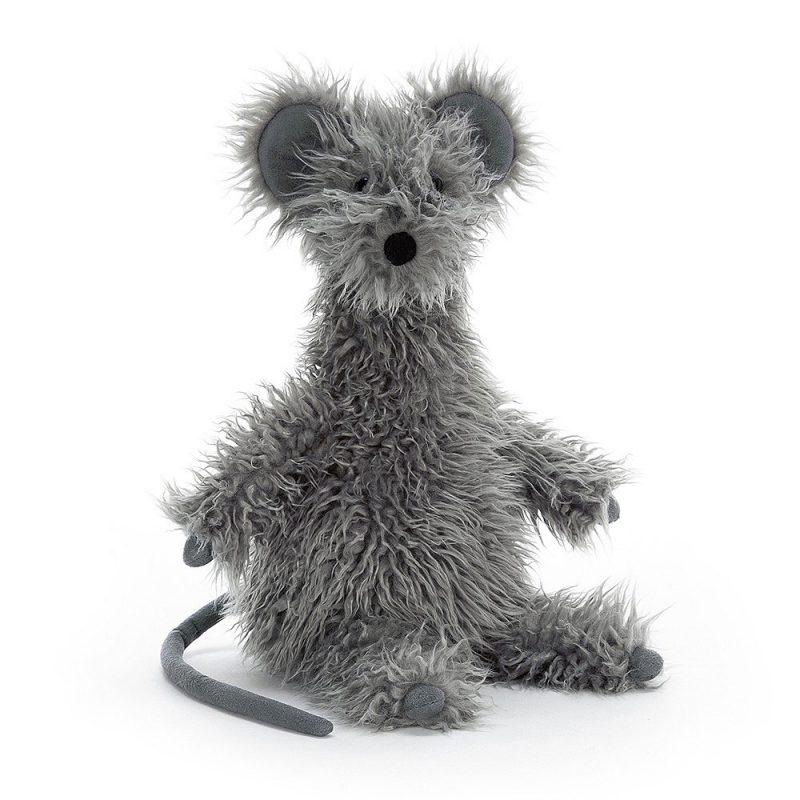 JellyCat Przytulanka szczur Remington 37 cm - Pan Talerzyk