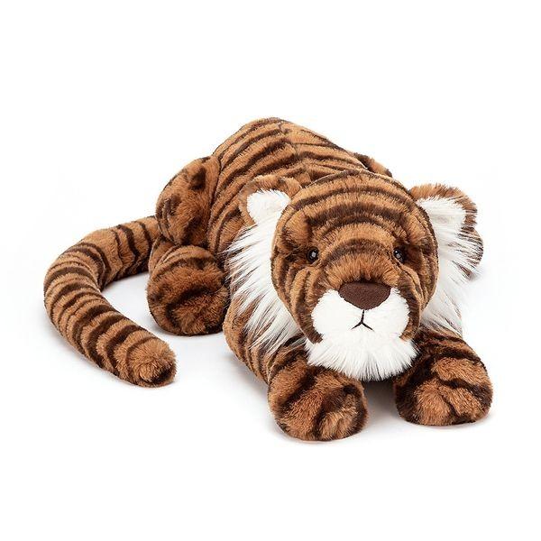 JellyCat Przytulanka tygrys Tia 29 cm - Pan Talerzyk