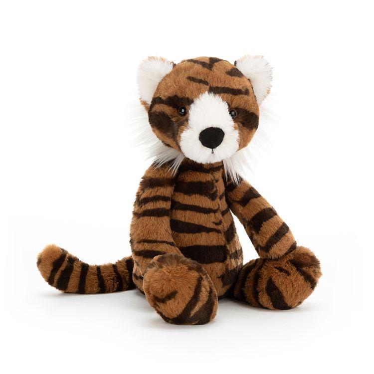 JellyCat Przytulanka tygrys Wumper 31 cm - Pan Talerzyk