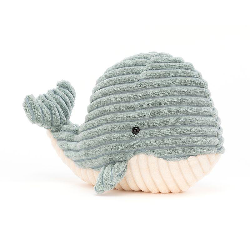 JellyCat Przytulanka wieloryb Cordy Roy 18 cm - Pan Talerzyk
