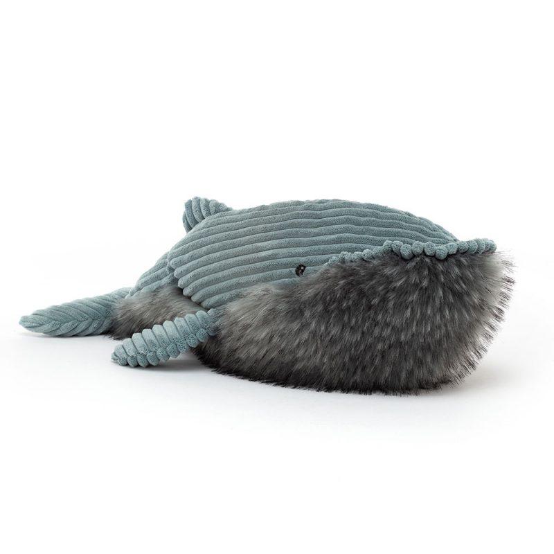 JellyCat Przytulanka wieloryb Wiley 50 cm - Pan Talerzyk