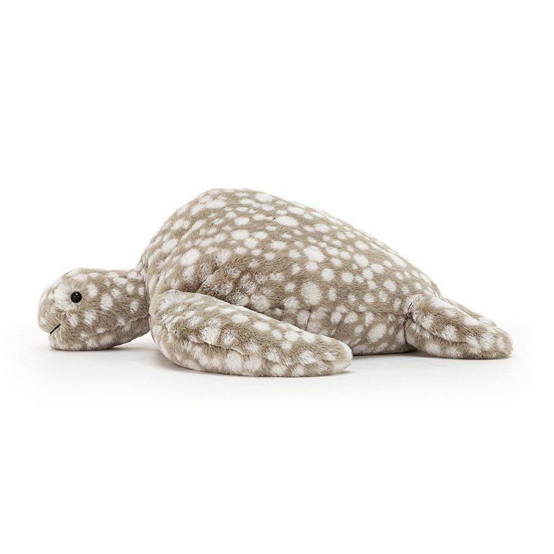 JellyCat Przytulanka żółw Shelby 17 cm - Pan Talerzyk