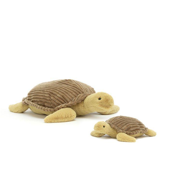 JellyCat Przytulanka żółw Terence 42 cm - Pan Talerzyk