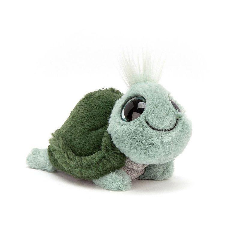 JellyCat Przytulanka żółwik Frizz 14 cm - Pan Talerzyk
