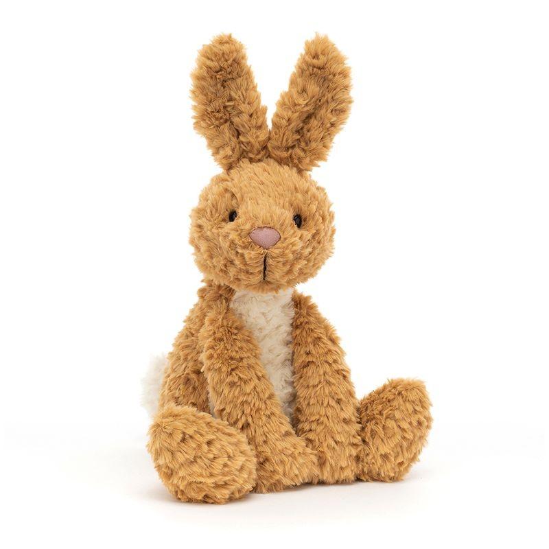 JellyCat Przytulanka królik Crumble 28 cm - Pan Talerzyk