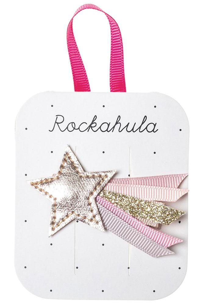 Rockahula Kids Spinka do włosów Wish Upon A Star Clip Gold - Pan Talerzyk