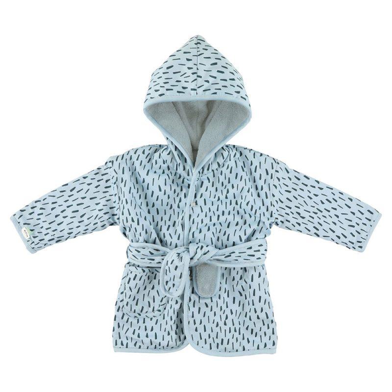 Trixie Baby Szlafrok Blue Meadow 5-6 lat - Pan Talerzyk