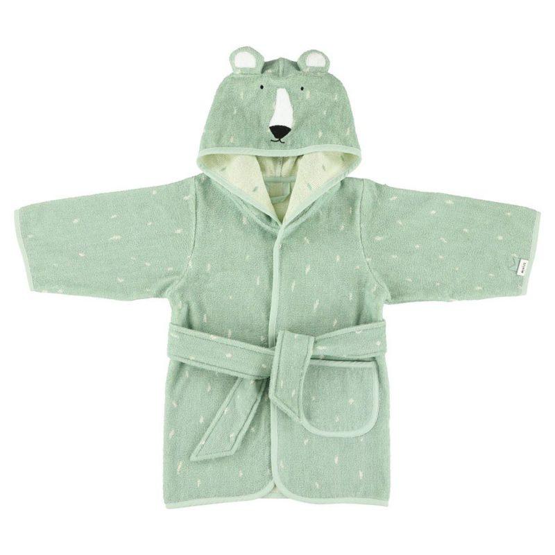 Trixie Baby Szlafrok Mr. Polar Bear 3-4 lata - Pan Talerzyk