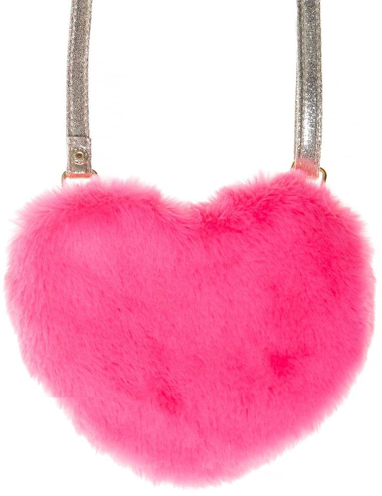 Rockahula Kids Torebka Love Heart - Pan Talerzyk