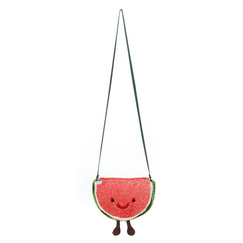 JellyCat Torebka na ramię Amuse arbuz - Pan Talerzyk