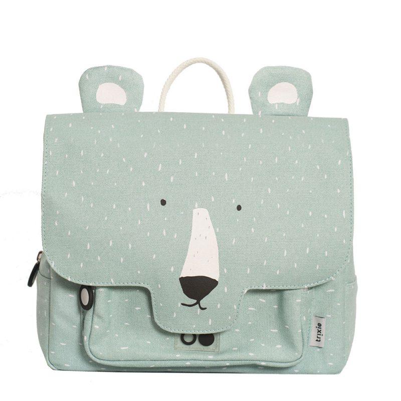 Trixie Baby Tornister Mr. Polar Bear - Pan Talerzyk