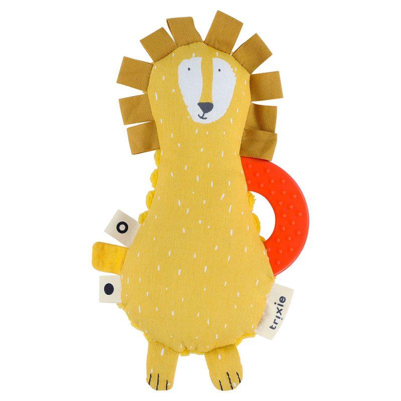 Trixie Baby Zabawka aktywizująca Mr. Lion - Pan Talerzyk