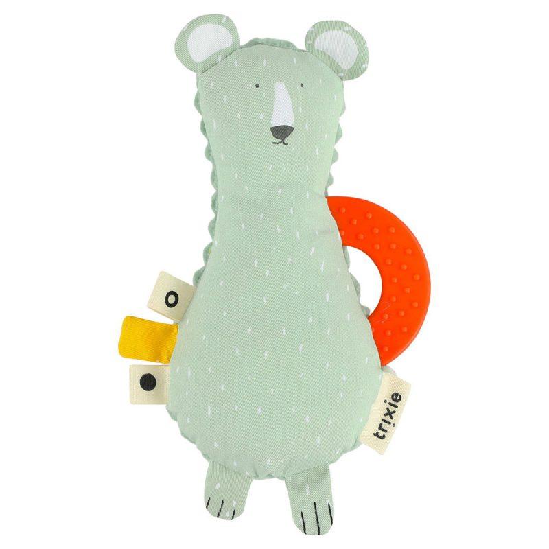 Trixie Baby Zabawka aktywizująca Mr. Polar Bear - Pan Talerzyk