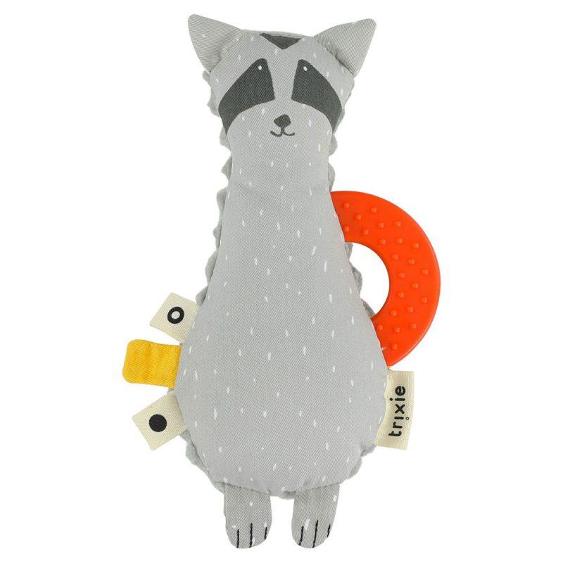Trixie Baby Zabawka aktywizująca Mr. Raccoon - Pan Talerzyk