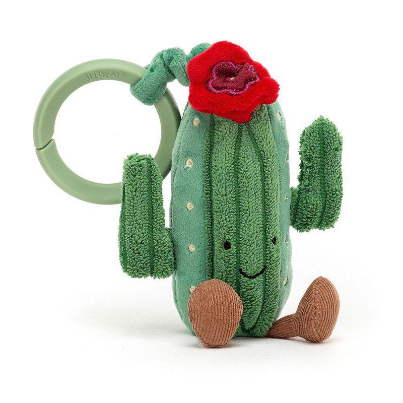 JellyCat Zawieszka kaktus Amuseable 11 cm - Pan Talerzyk