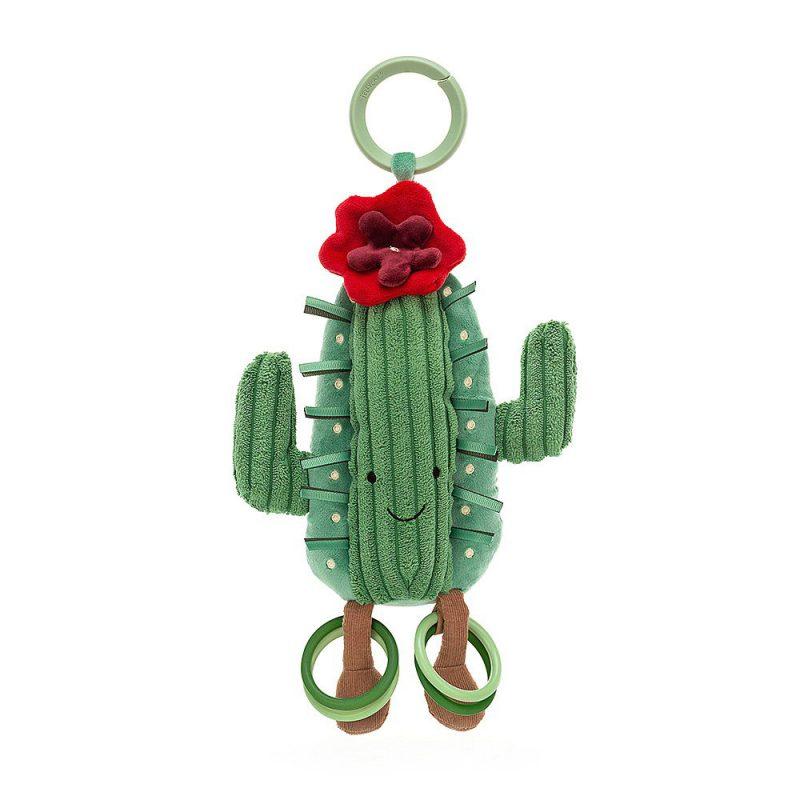 JellyCat Zawieszka kaktus Amuseable 25 cm - Pan Talerzyk