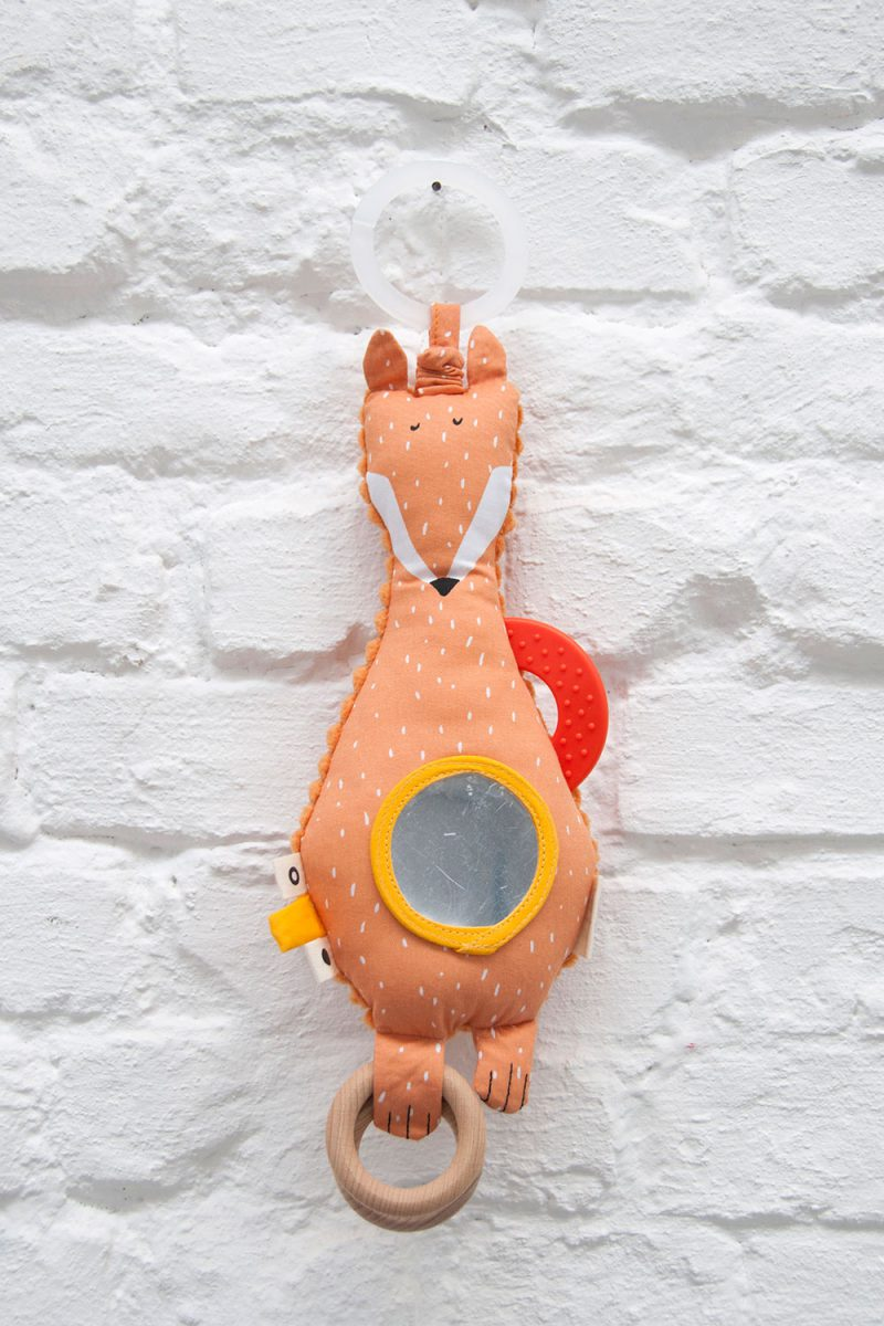 Trixie Baby Zawieszka z lusterkiem Mr. Fox - Pan Talerzyk