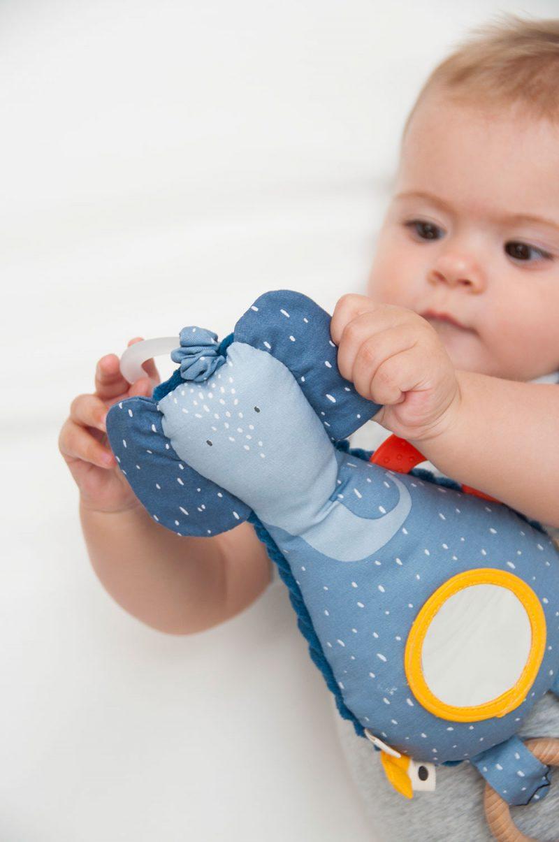 Trixie Baby Zawieszka z lusterkiem Mrs. Elephant - Pan Talerzyk
